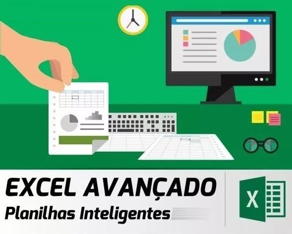 Curso online grátis de Excel Avançado
