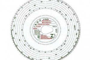 Curso online grátis de Disco de Tacógrafo