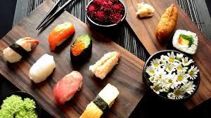 Curso online grátis de Culinária Japonesa