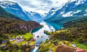 Curso online grátis de Norueguês