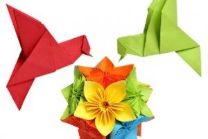 Curso online grátis de Origami