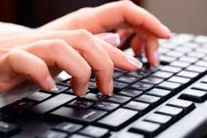Curso online grátis de Noções Básicas para Digitação