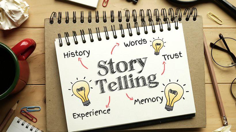 Curso online grátis de Storytelling