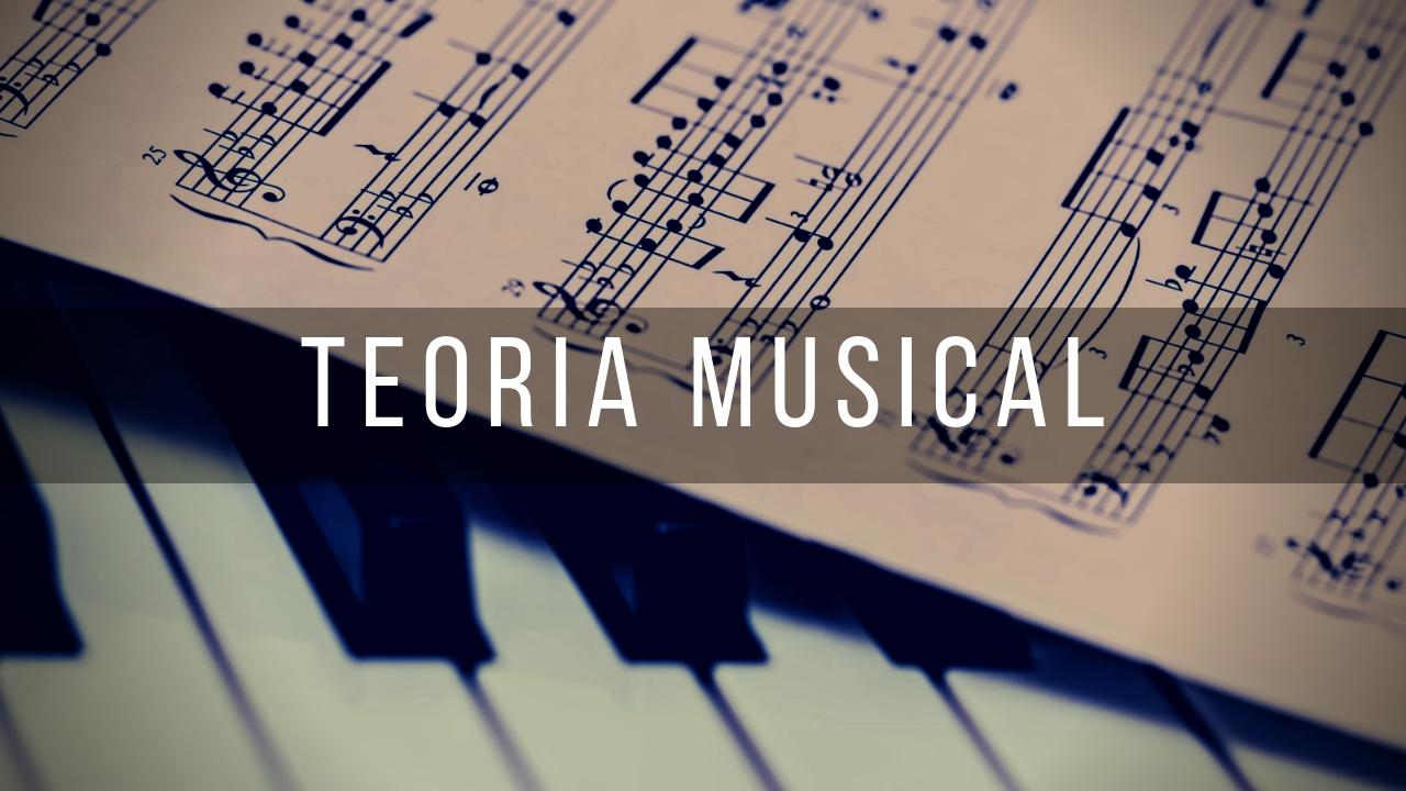 Curso online grátis de Teoria musical