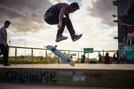 Curso online grátis de Teoria do Skate