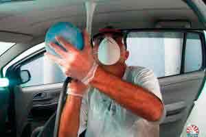 Curso online grátis de Higienização Automotivo