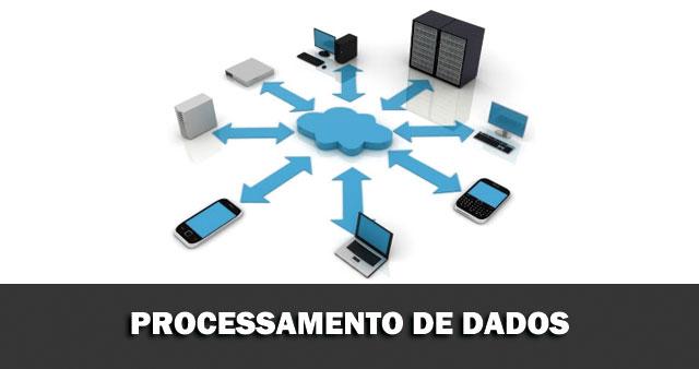 Curso online grátis de Processamento de Dados