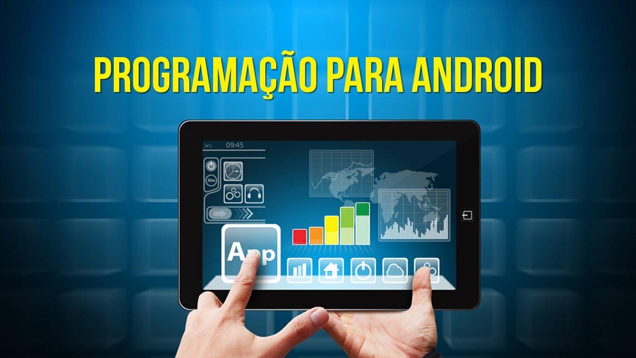 Curso online grátis de Programação Android