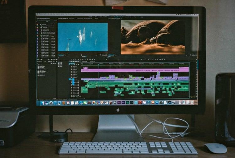 Curso online grátis de Como Editar Vídeo