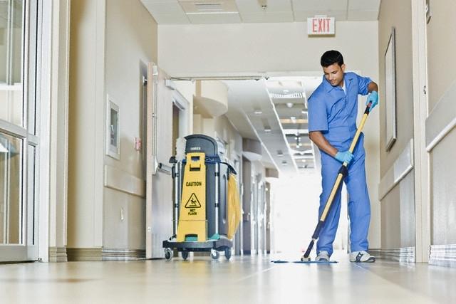 Curso online grátis de Limpeza Hospitalar