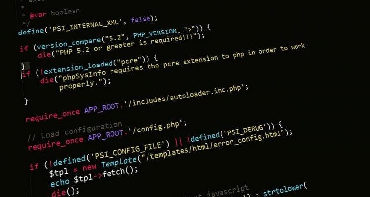 Curso online grátis de PHP Iniciante