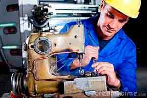 Curso online grátis de Mecânico de Maquina de Costura Industrial