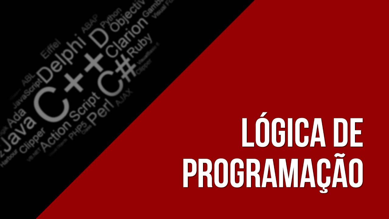 Curso online grátis de Lógica de Programação