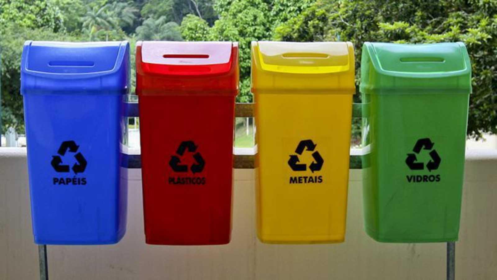 Curso online grátis de Reciclagem