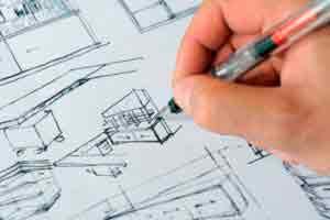 Curso online grátis de Desenho Arquitetônico e Construção Civil