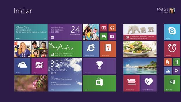 Curso online grátis de Windows 8 Básico