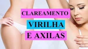Curso online grátis de Clareamento de Axila e Virilha
