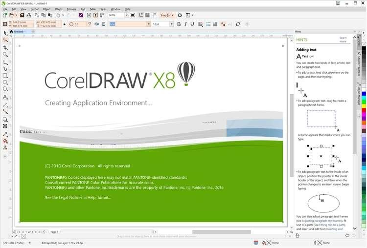Curso online grátis de Corel Draw